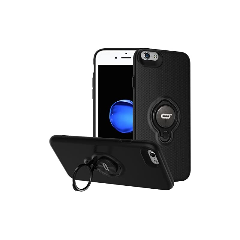 iPhone 6s Plus/6 Plus Case with Ring Hol