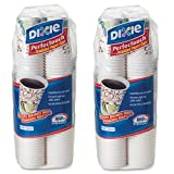 Dixie PerfecTouch 5342CDSBP Insulated Hot Cup, New Design, 12 oz. (160 cups), 2 Pack