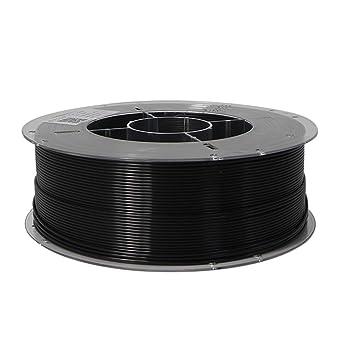 Filamento para impresora 3D JGMAKER de 1,75 mm ± 0,03 mm PLA, peso de
