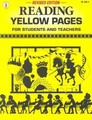 reading-yellow-pages-revised-edition-for-students-and-teachers-author-stuff-kids-published-on-januar