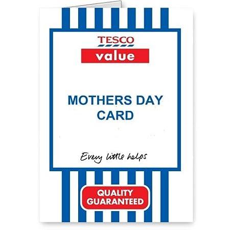 Tesco value mothers day card joke card amazon kitchen home tesco value mothers day card joke card bookmarktalkfo Images