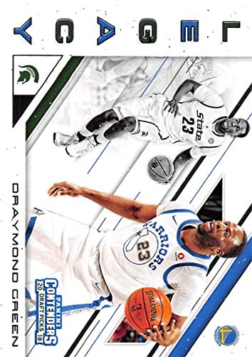 - 2018-19 Panini Contenders Draft Picks Legacy #11 Draymond Green Golden State Warriors/Michigan State Spartans