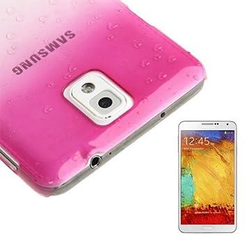 Carcasa Samsung Galaxy Note 3 Magenta Gradient Raindrop ...