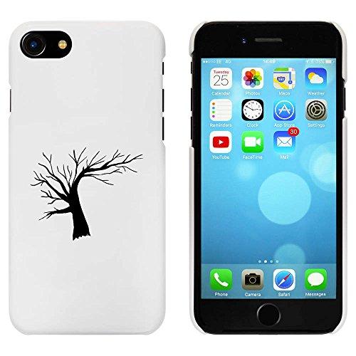 Blanc 'Arbre d'Hiver' étui / housse pour iPhone 7 (MC00083236)