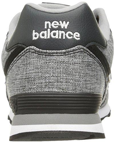 Nero Unisex – Bambini Scarpe Da Balance Visibility High Ginnastica Basse black 574 New WPvc86