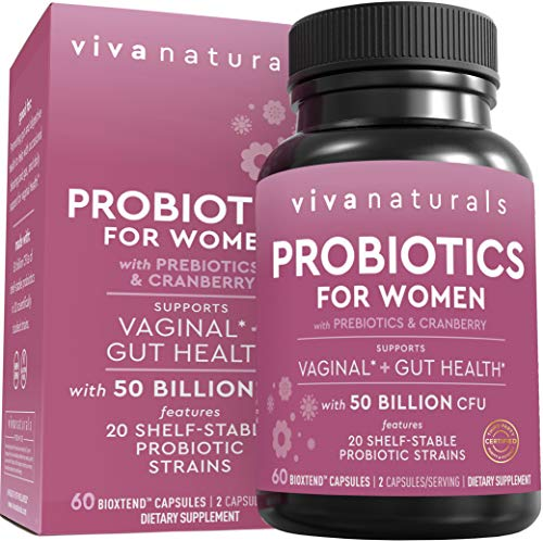 Probiotics for Women with