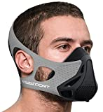 Kyпить Aduro Sport Workout Training Mask - for Running Biking Training and Fitness, Achieve High Altitude Elevation Effects with 4 Level Air Flow Regulator [Peak Resistance] - GRAY на Amazon.com