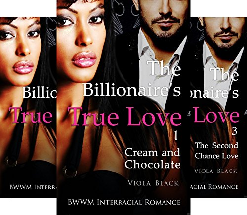 Books : The Billionaire's True Love (3 Book Series)