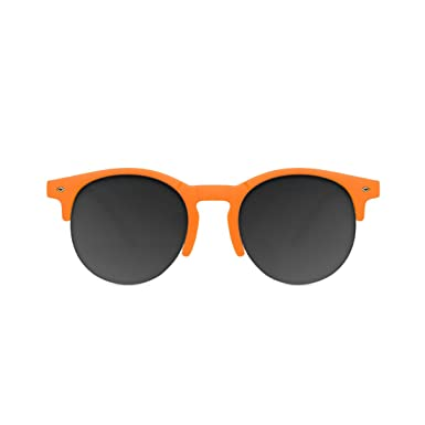 D. Franklin Unisex-Erwachsene Sonnenbrille America, Orange (Naranja), 50