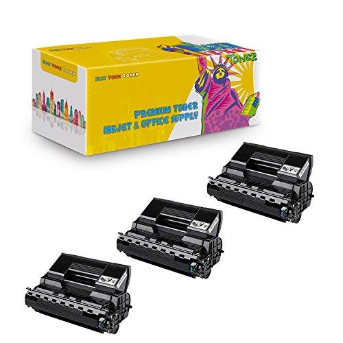 New York TonerTM New Compatible 3 Pack A0FP012 High Yield Toner for Konica-Minolta : PagePro 5650EN. --Black