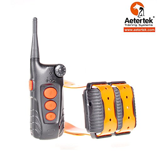 Aetertek At-218-2 Auto Anti Bark Collar Submersible Dog B...