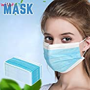 Disposable Earloop Face Mask-Protect Yourself from Dust, Germs and Pollen – Ideal for Medical, Surgical, Catering and Constr