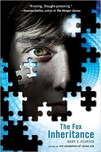 Fox Inheritance (The Jenna Fox Chronicles, 2)