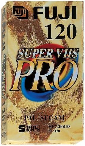 Fuji S Vhs Se 120 Video Kassette Elektronik