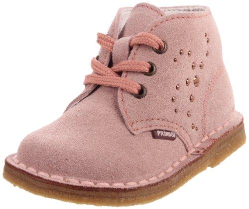 (Primigi Ground 2 Boot (Toddler/Little Kid/Big Kid),Rosa Suede (5163400),22 EU (5.5 M US Toddler))