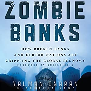 Zombie Banks Audiobook