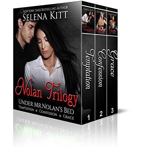 Nolan Trilogy: Boxed Set (Temptation, Confession, Grace) (Under Mr. Nolan's (Best Girl Era Friend Love Triangles)