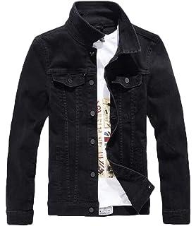 GRMO Men Stylish Slim Notched Lapel One Button Windbreak Long Jacket Overcoat