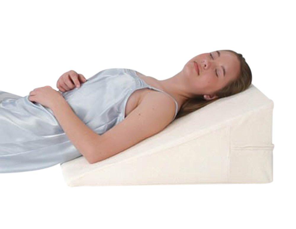 Alex Orthopedic 7'' Comfortable All Memory Foam Bed Wedge