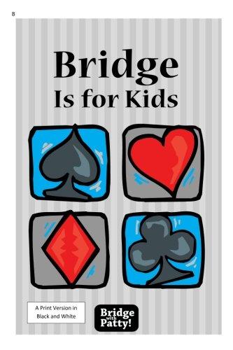 Download Bridge Is for Kids: Black and White Print Version pdf