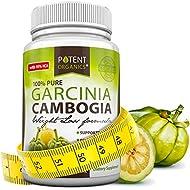Pure Garcinia Cambogia Extract - 95% HCA Capsules -...