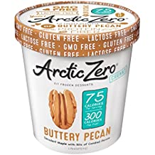 Arctic Zero Buttery Pecan, 16 Ounce (Pack of 6)