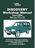 Land Rover Discovery Workshop Manual 1990-1998 by Brooklands Books Ltd (2008-03-11)