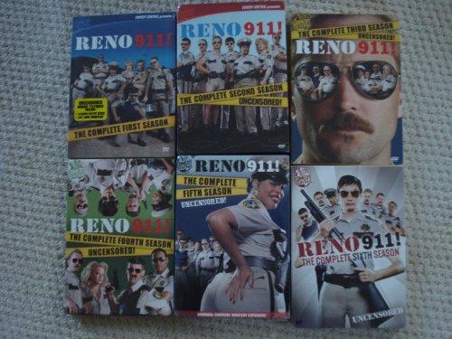 Reno 911 - Season 1-6 Bundle Complete Series