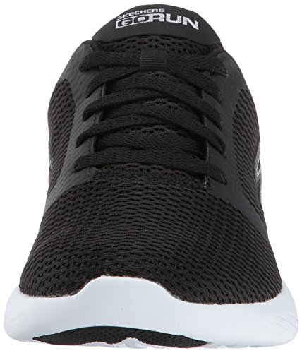 White Go Zapatillas Interior Skechers Deportivas 600 Performance Mujer para Run Refine Black para Negro pSW5SOqw