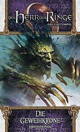 Fantasy Flight Games ffgd2628 el señor de los Anillos: LCG - La ...
