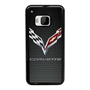 HTC One M9 Cell Phone Case Black Chevrolet ST1YL6698015