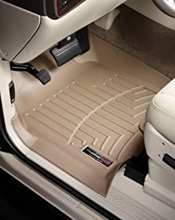 Weathertech  Custom Fit Front Floorliner For Ford Expedition Tan