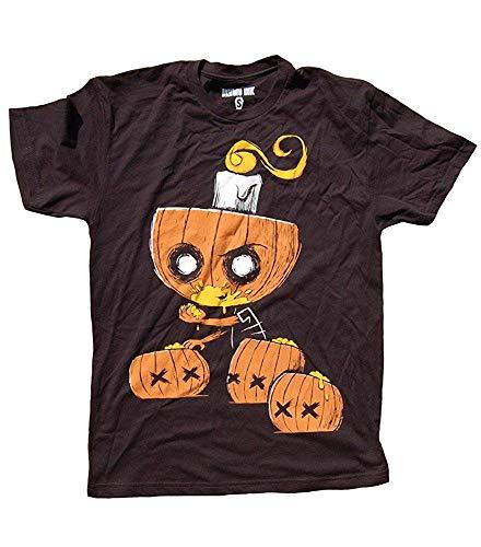 Ink logo de Camiseta con hombre en con redondo Akumu cuello negro Itndqt