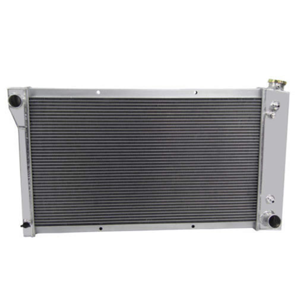 For Chevy 68-72 C//K Truck C10 C20 Suburban 3-Row Aluminum Radiator 69 70 71
