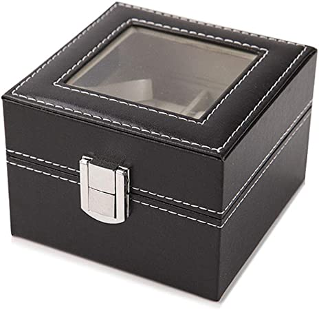 Chinashow - Caja organizadora para Reloj, con cojín extraíble ...