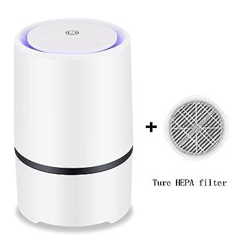 .com: portable air purifier air lonizer usb mini air cleaner ...
