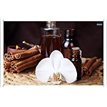 Orchid And Cinnamon 5787 Metal Plate Tin Sign Poster Wall Decor (20*30cm) By Jake Box