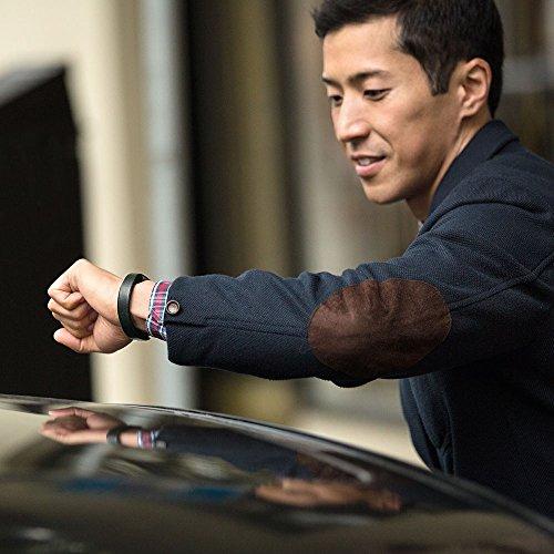 【日本正規代理店品】FitbitフィットネスリストバンドAltaLargeBlackFB406BKL-JPNFB406BKL-JPN