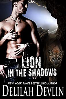 Lion in the Shadows by [Devlin, Delilah]