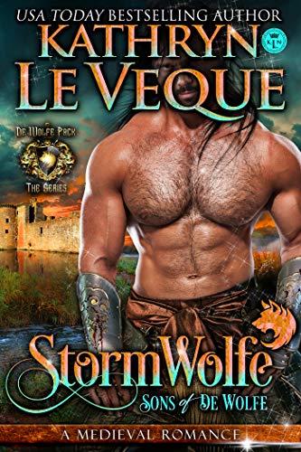 StormWolfe: Sons of de Wolfe (de Wolfe Pack Book 13) by [Le Veque, Kathryn]