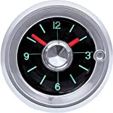 Eckler's Premier Quality Products 40288153 Full Size Chevy Clock InDash