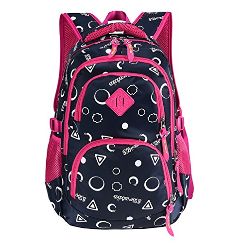 Pink Book Bags For School