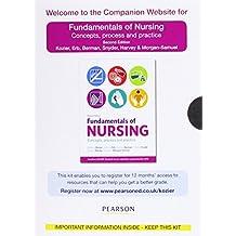 Fundamentals of Nursing Premium Website Access Card