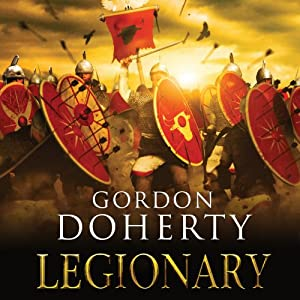 Legionary Audiobook