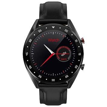 FJTYG Smart Watch 1.3 Pulgadas Ip68 Impermeable Sport ...
