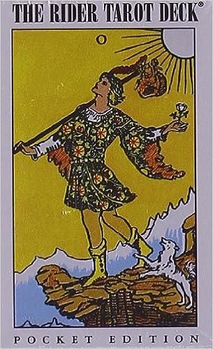 Tarot Rider Waite. Pocket: Amazon.es: Pamela Colman Smith ...