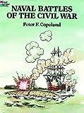 Naval Battles of the Civil War Coloring Book