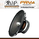 PRV Audio 69MR500PhP-4 6×9? 1000W 4-Ohm Midrange/Midbass Car Audio Mid Speaker