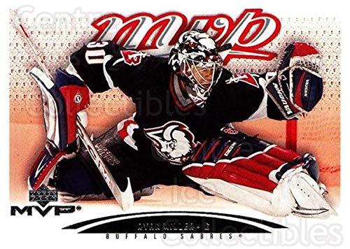 (CI) Ryan Miller Hockey Card 2003-04 Upper Deck MVP (base) 63 Ryan Miller