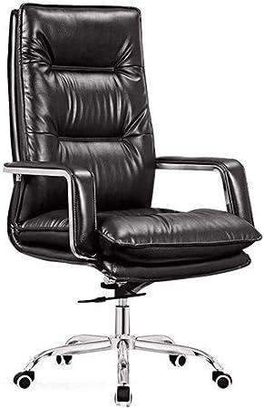 Zjcpow Chaise de Bureau Ascenseur Business Confortable